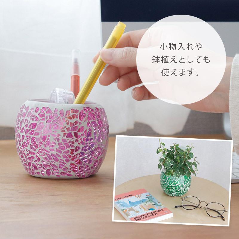 キャンドルホルダー ガラスホルダー キャンドルスタンド 北欧 トルコ 雑貨 癒し 硝子 ハロウィン モザイクガラス 6種類 ガラス容器|ishi0424|05