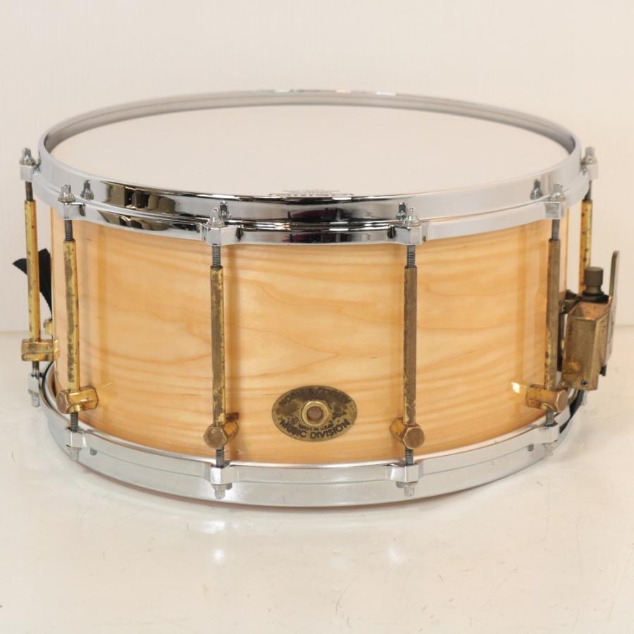 (中古)NOBLE & COOLEY / 14x7 Solid Maple Snare ノーブル&クーリー メイプル単板 スネアドラム(御茶ノ水ドラム館)