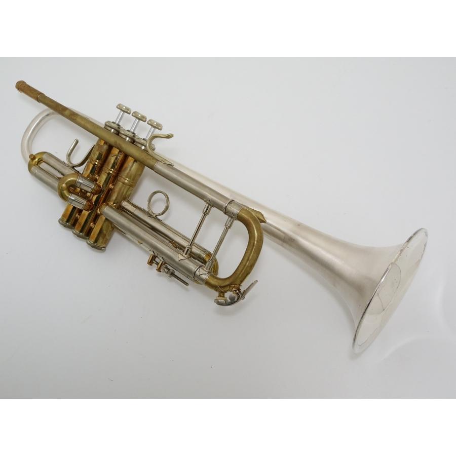 (中古)BACH バック / Trumpet 180ML STERLING+ (12ヵ月保証)(ウインドパル)