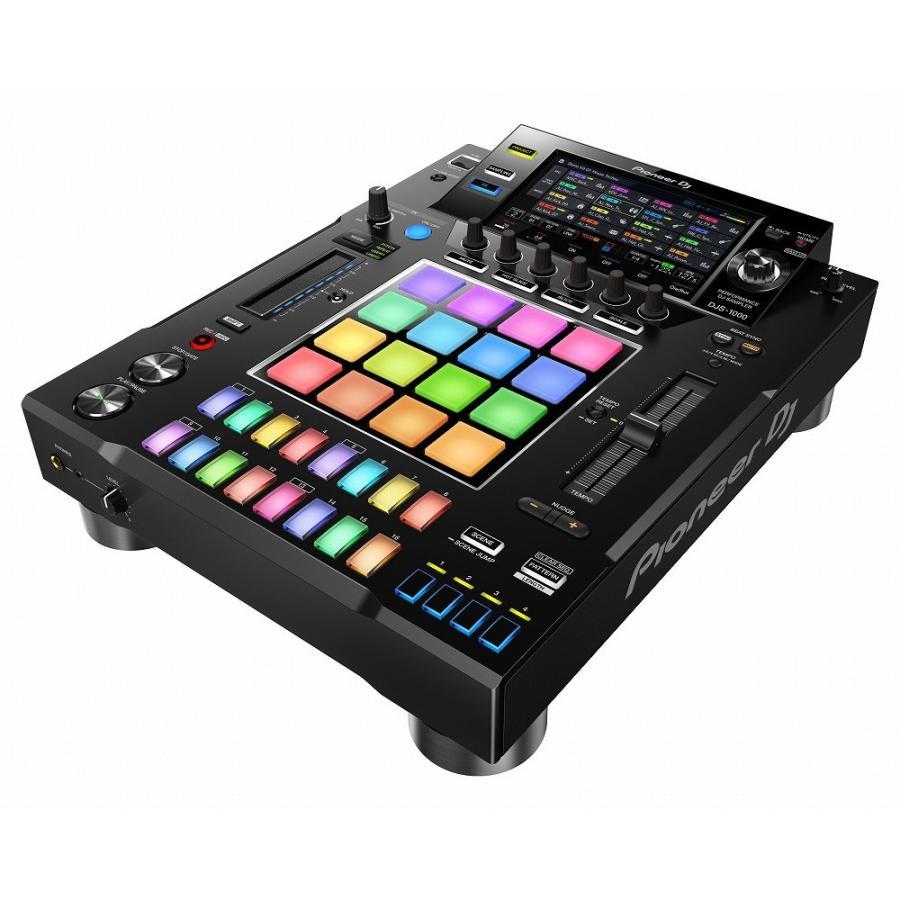 Pioneer DJ / DJS-1000 ハードウェアサンプラー(お取り寄せ商品)(渋谷店)