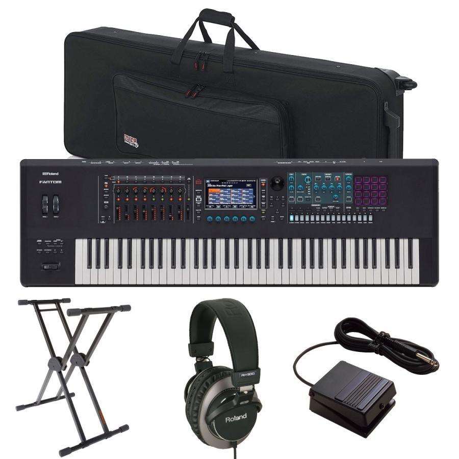 Roland / FANTOM-7 76鍵盤 Music Workstation (オプションセット)(横浜店)
