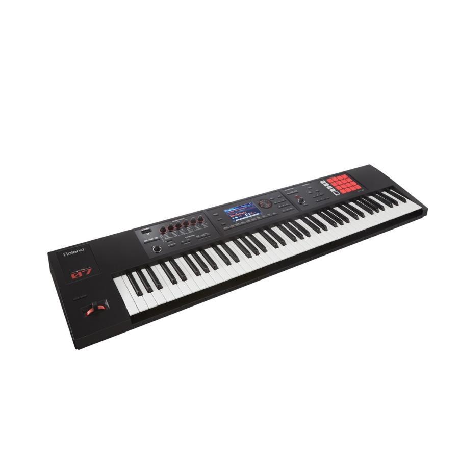 Roland ローランド / FA-07 Music Workstation 76鍵盤 シンセサイザー 【梅田店】