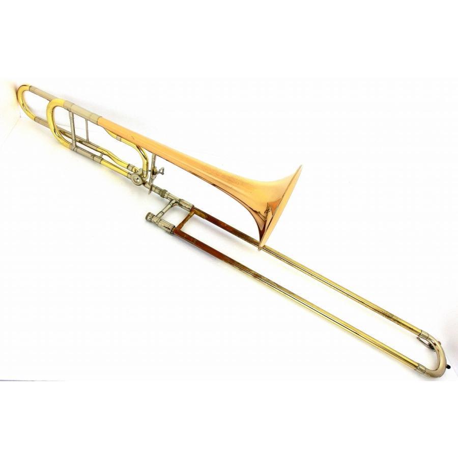 中古 C G Conn トロンボーン トロンボーン hro Sl4762 M Pipe 必要な物は揃ってますset Shibuya トロンボーン East hro Sl4762 M 23 イシバシ楽器 17ショップス