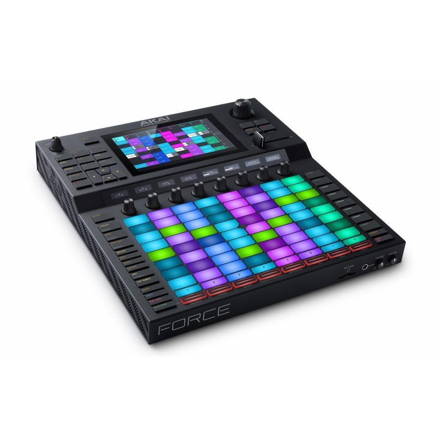 (在庫あり)Akai Professional / Force スタンドアローン·音楽制作/DJパフォーマンスシステム