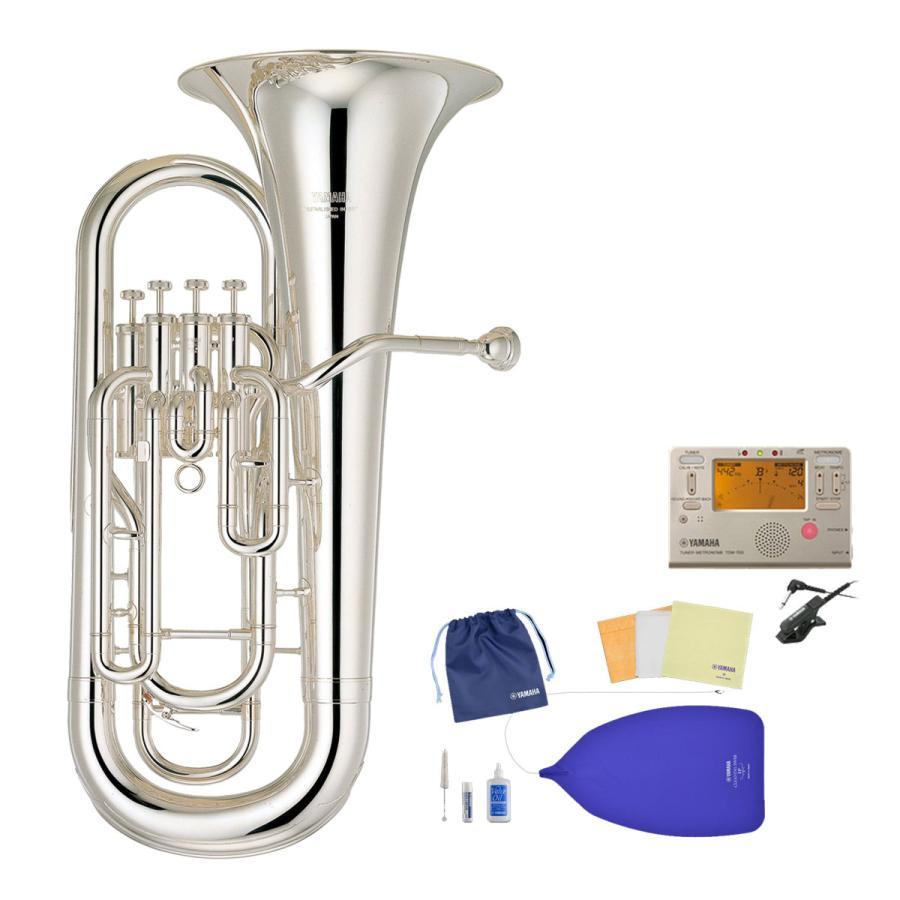 YAMAHA / YEP-321S ユーフォニアム シルバーメッキ (特典セット付)(倉庫保管新品をお届け)(出荷前調整)