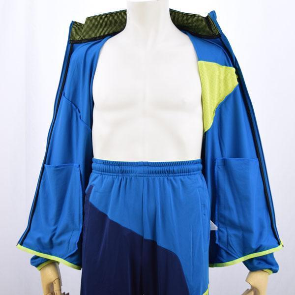 アシックス A77 トレーニングジャケット パンツ ジャージ トレーニングウェア 上下セット XAT715 XAT815 2017モデル 男女兼用 男性用 女性用|ishidasports|07