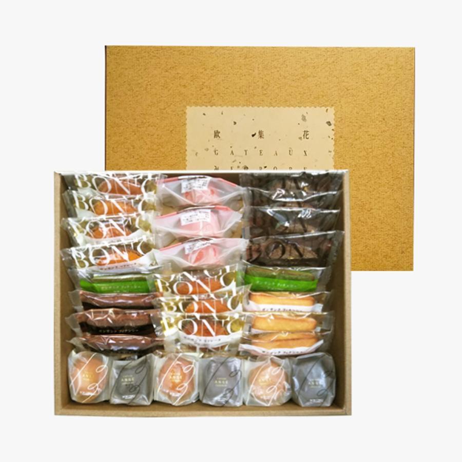 欧集花 OR−G 洋菓子 お菓子 スイーツ 詰め合わせ ギフト プレゼント 贈り物 内祝い お供え お取り寄せ 石村萬盛堂|ishimuramanseidou