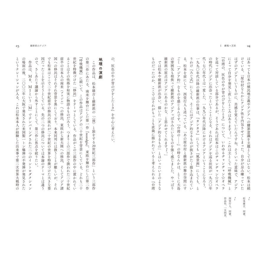 漂流の演劇 ー 維新派のパースペクティブ ishinhashop 11