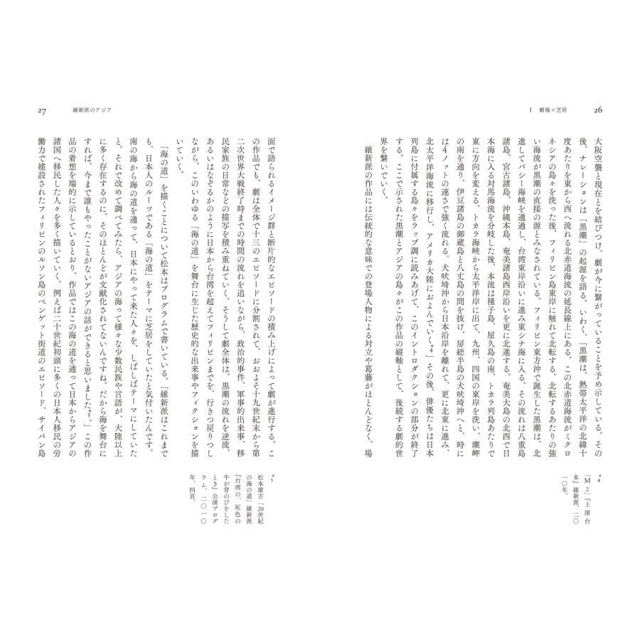 漂流の演劇 ー 維新派のパースペクティブ ishinhashop 12