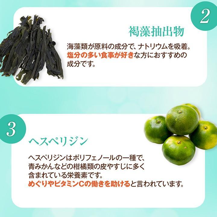 《管理栄養士監修》 ミネラルサポート サプリ カリウム 90粒 30日分|ishokudogen-store|07