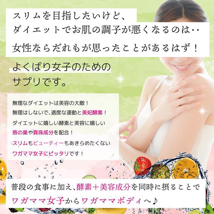 【232酵素シリーズ】 酵素 サプリ サプリメント 美妃酵素 120粒 30日分 2袋 ダイエット ishokudogen-store 03