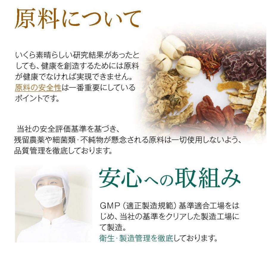 美白 サプリ 雪白粒 60粒 30日分 サプリメント 美肌 コラーゲン ペプチド ハトムギ メロン抽出末|ishokudogen-store|06