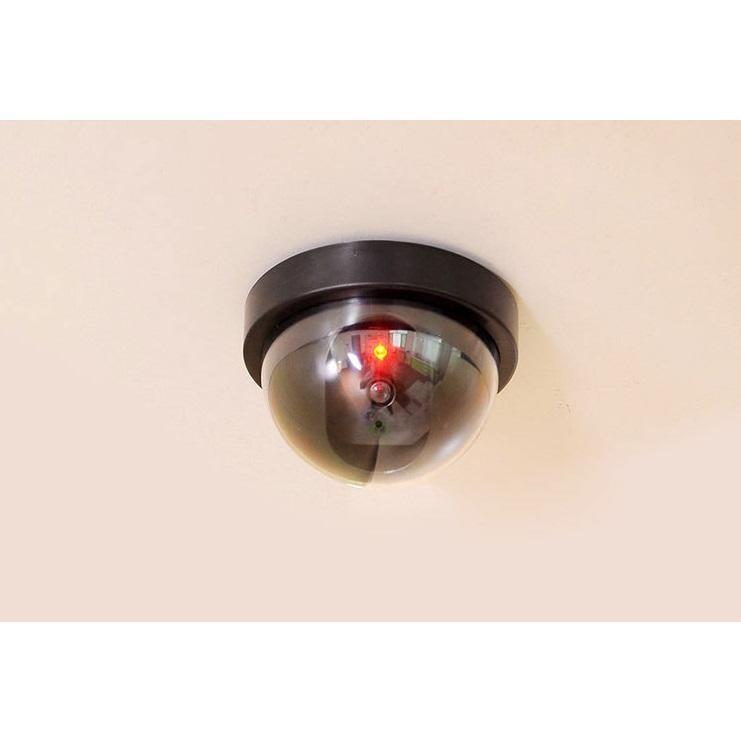 送料390円 ドーム型ダミーカメラ LED点灯 防犯カメラ オフィスや店舗にも|isozaki-store|05