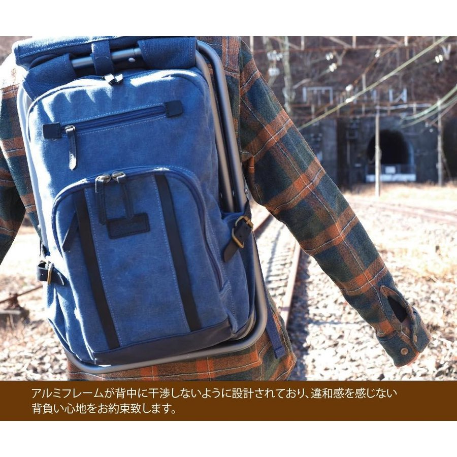 ispack イスパック プレミアム マークII インディゴ IS-PR02 INDIGO|ispack|04