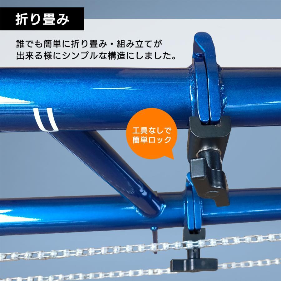 タンデム自転車 Duo 折りたたみ 折り畳み クラウドファンディング 自転車 二人乗り マクアケ タンデム Makuake isshoudou 12