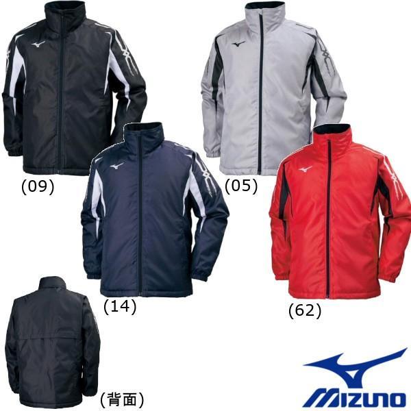 《送料無料》MIZUNO ユニセックス 中綿ウォーマーシャツ 32JE7553 ミズノ トレーニング ウェア