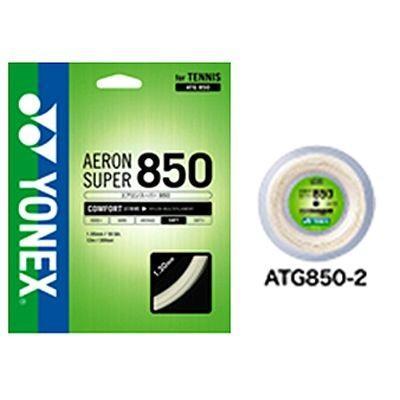 《送料無料》YONEX 硬式ストリング ロールガット エアロンスーパー850 ATG850-2 ヨネックス
