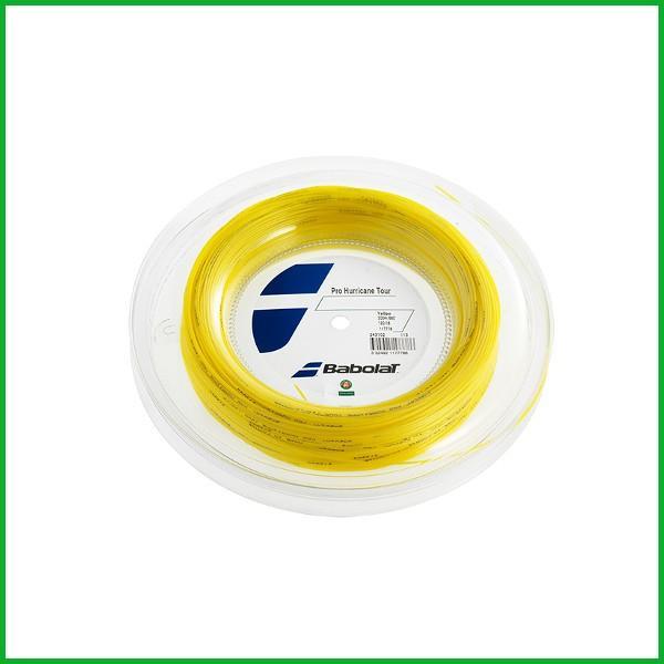 《送料無料》BabolaT プロハリケーンツアー 120/125/130/135 BA243102R ロールタイプ バボラ 硬式テニスストリング