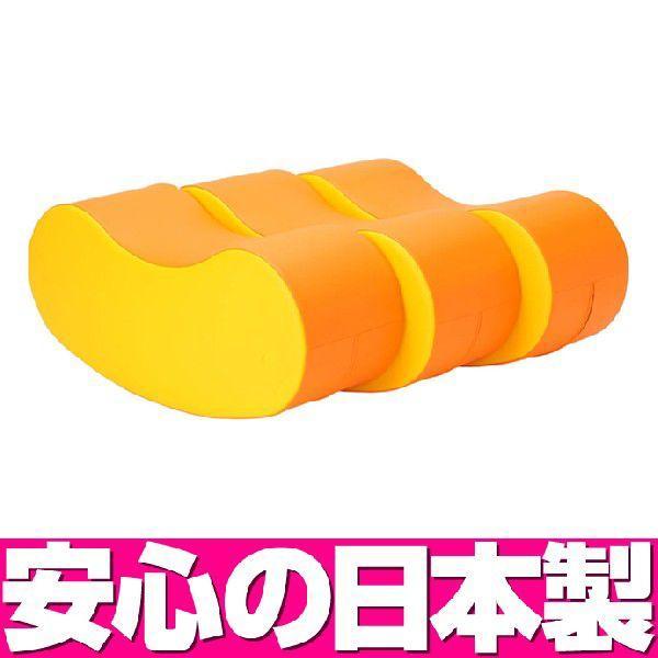 キッズコーナー マンモスブロック バランスリバーセット /日本製 室内 遊具 大型 ブロック
