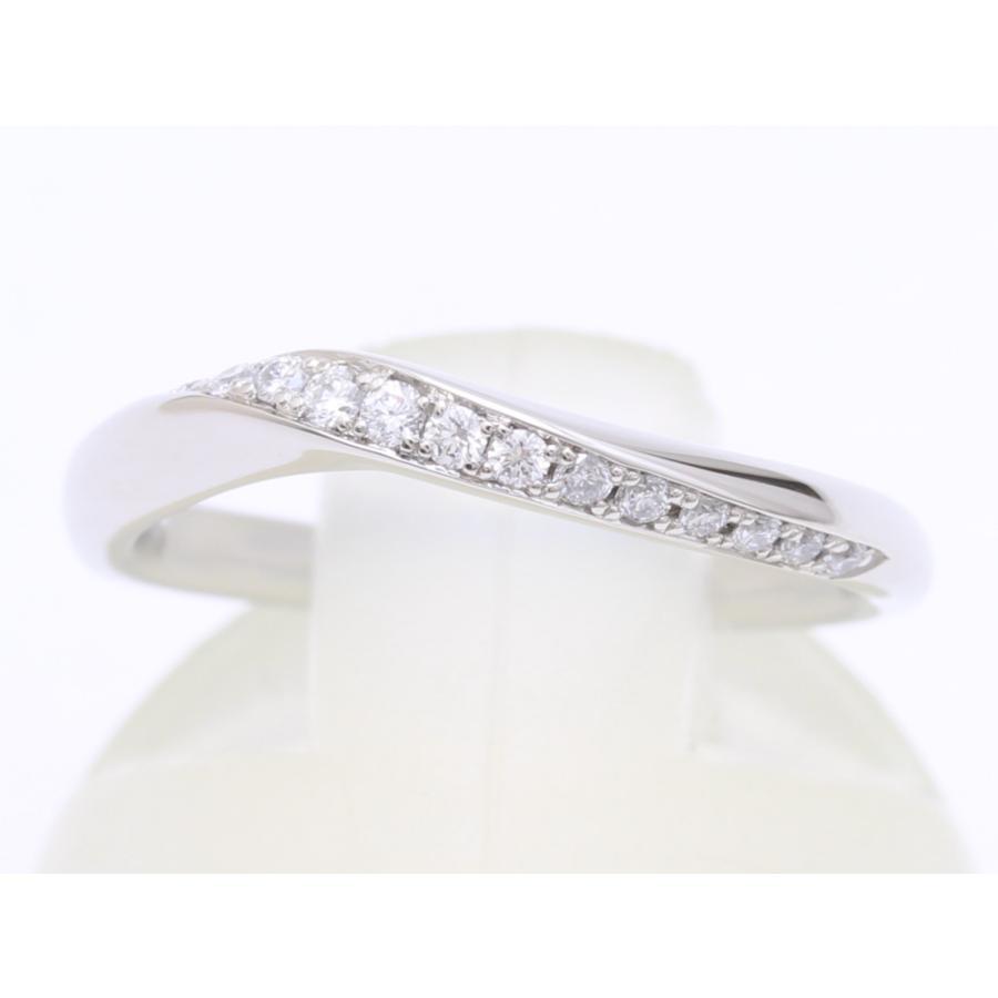 買取り実績  4℃ ダイヤプラチナリング #5, プラザ オンライン 7793e771