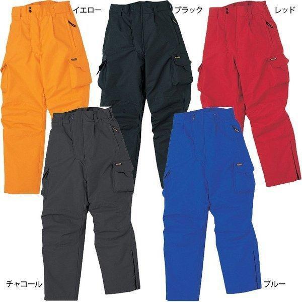 GR1104 防寒ウィンターパンツ・ズボン (秋冬用)/作業服・作業着【3L/4L対応】【大きいサイズ対応】