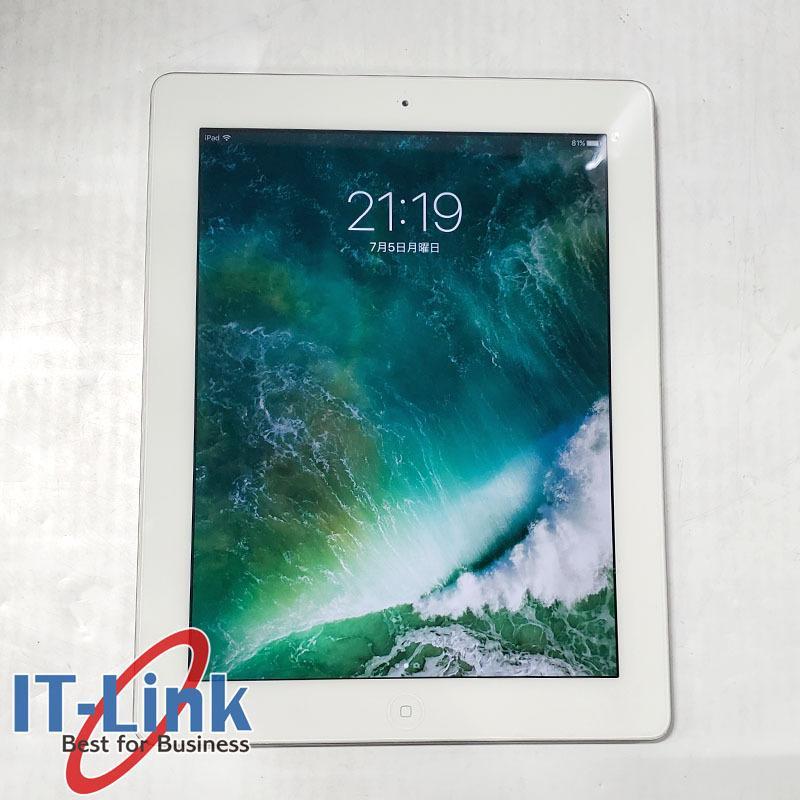 ■APPLE iPad 第4世代 A1458 宅送 ランキングTOP10 Wi-Fiモデル 9.7型Retinaディスプレイ 64GB 送料無料 0714-S シルバー 中古良品
