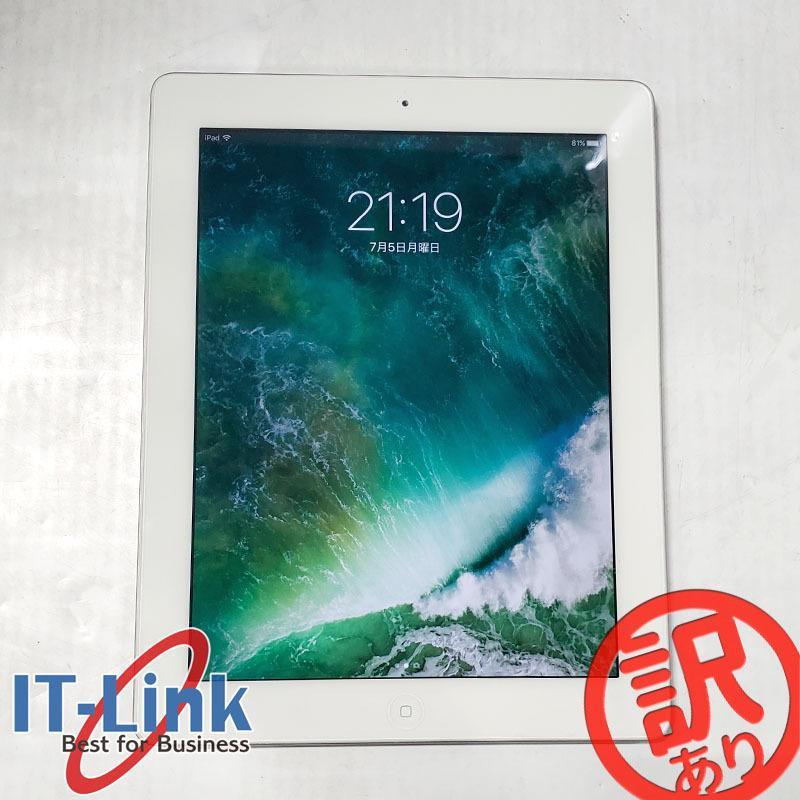 ■APPLE iPad 第4世代 A1458 Wi-Fiモデル 9.7型Retinaディスプレイ 中古訳あり 0714-S 40%OFFの激安セール 送料無料 引き出物 64GB シルバー