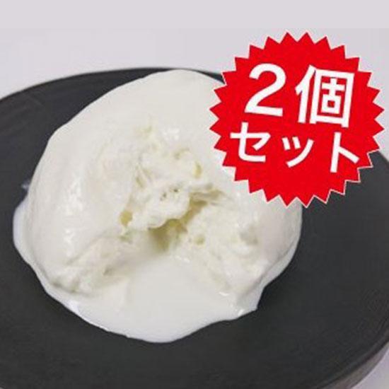 お歳暮 フレッシュチーズ ブラータ 100g×2個セット ムルジア社 イタリア産 毎週木曜日入荷 italiatanicha2