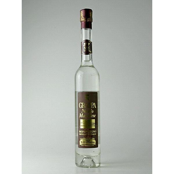 ルッソ・グラッパ・マスカレーゼ 100ml - Russo Grappa NERELLO MASCALESE - Distilleria F.lli Russo s.n.c.|italiawine