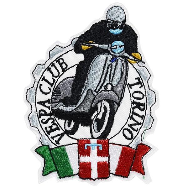 ベスパ Vespa Club Torinoワッペン|itazatsu