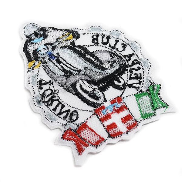 ベスパ Vespa Club Torinoワッペン|itazatsu|04
