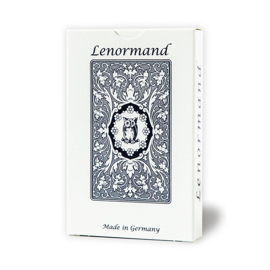 ルノルマンカード ブルーオウル ルノルマン 日本語解説書付き ブランド買うならブランドオフ 高品質