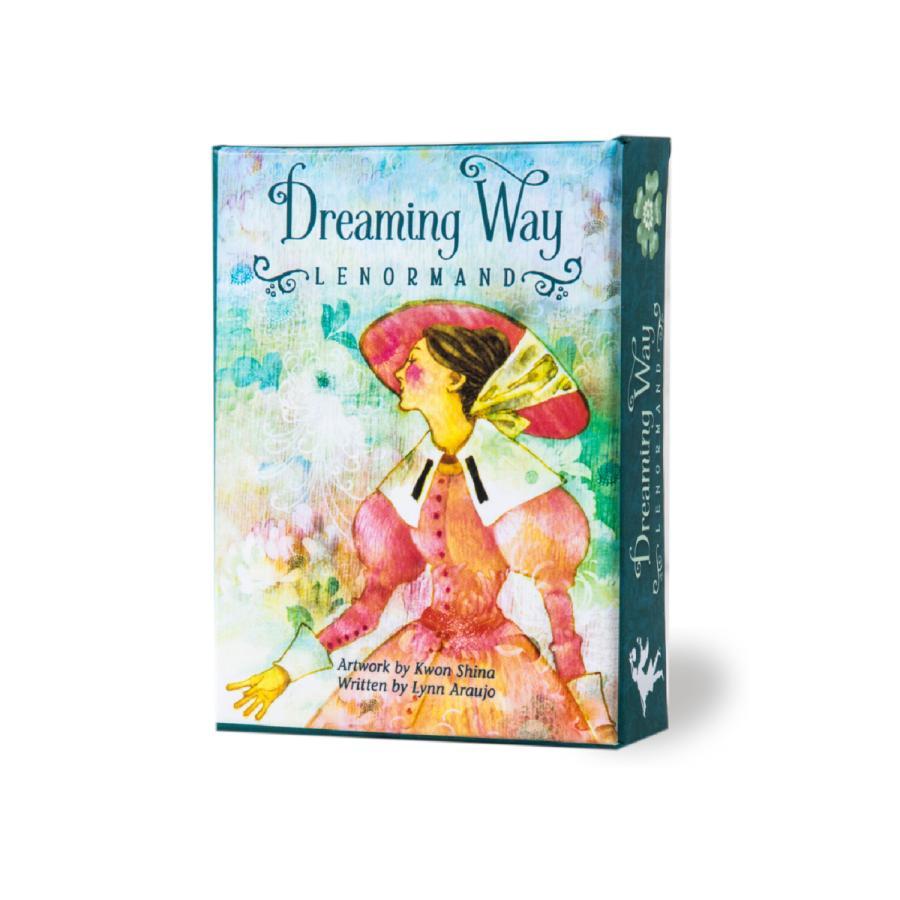 高級 本店 ルノルマン オラクルカード 占い ドリーミング ウェイ 日本語解説書付き Way Lenormand Dreaming