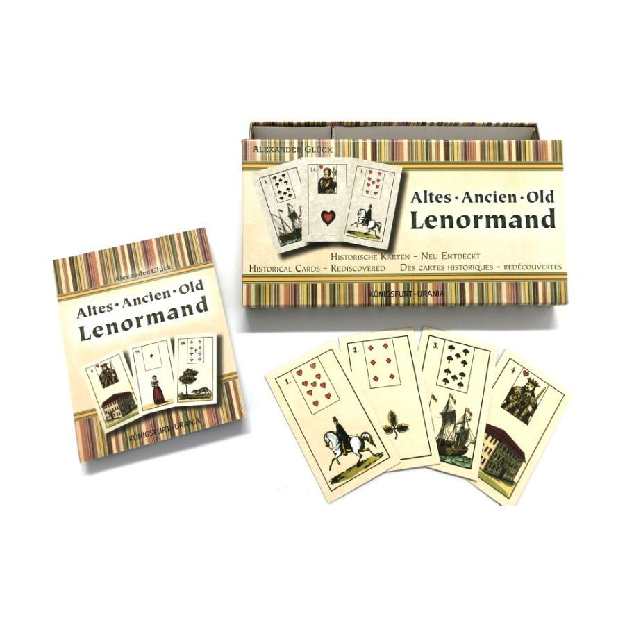ルノルマン オラクルカード 占い オールド・ノルマン Old Lenormand 日本語解説書付き item-island-jp2 04