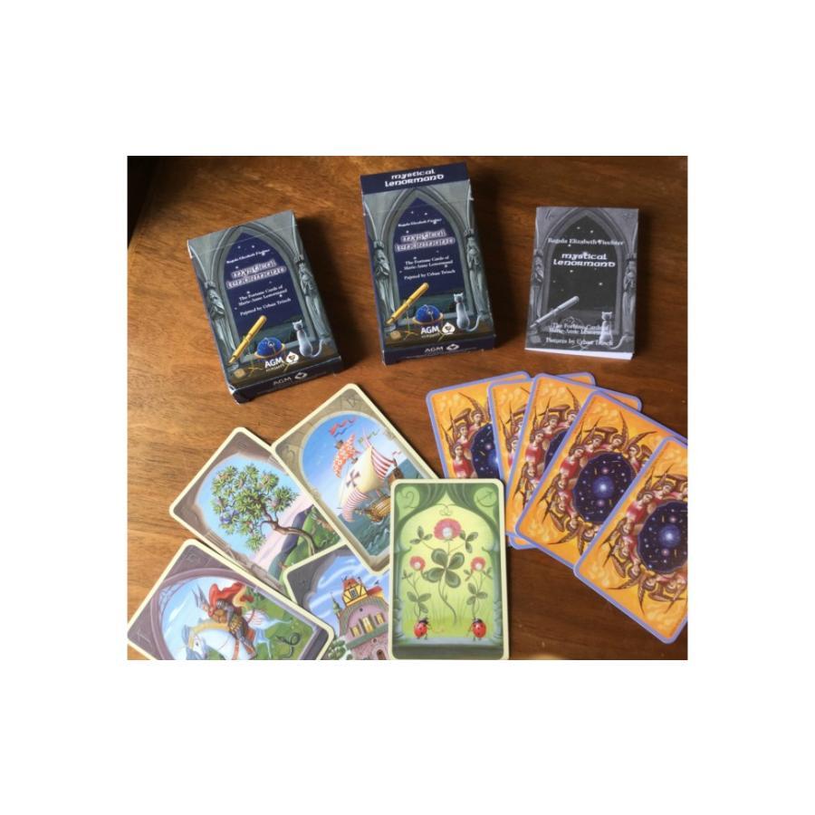 ルノルマン オラクルカード 占い ミスティカル ルノルマン Mystical Lenormand 日本語解説書付き ファンタジー|item-island-jp2|05