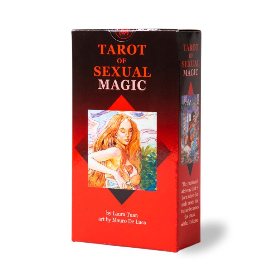 タロットカード 78枚 お得クーポン発行中 ウェイト版 タロット占い タロット オブ Magic セクシャルマジック Tarot Sexual 上等 of 日本語解説書付き