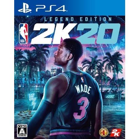 ◆即日発送◆PS4 NBA 2K20 レジェンド・エディション 限定版 日本版 新品19/09/06