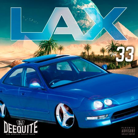 信託 LAX Vol.33 ☆国内最安値に挑戦☆ DEEQUITE DJ