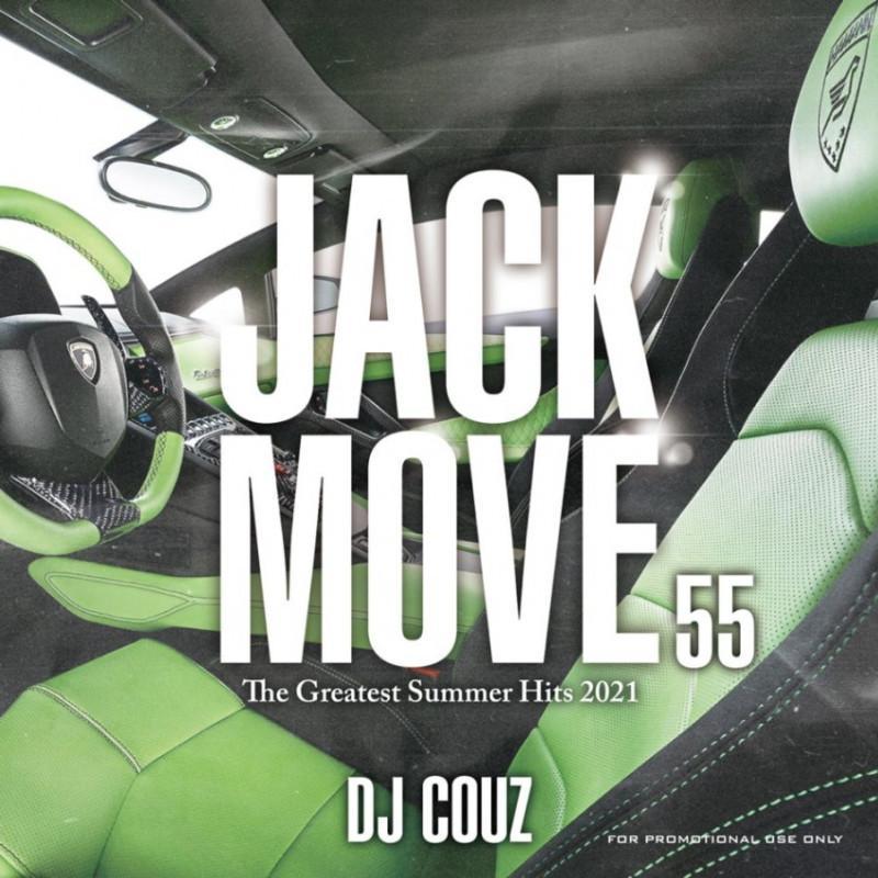 DJCOUZ 激安通販専門店 Jack Move 55 -The Summer 2021- 日本メーカー新品 Greatest Hits