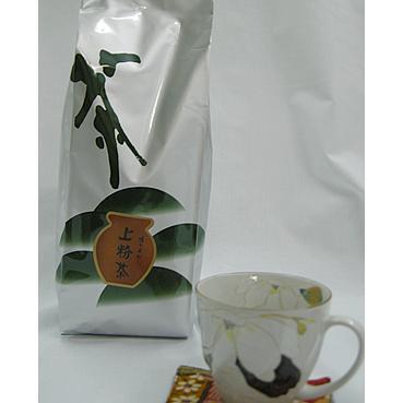 ケース販売:業務用 味のよい国産上ほうじ粉茶1Kg×6本