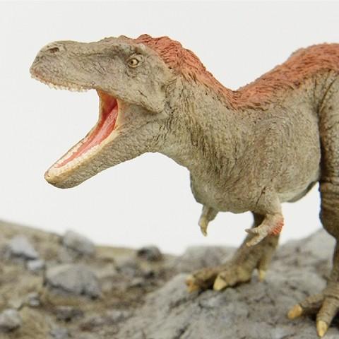 リアルシリーズ ティラノサウルス/Tyrannosaurus itempost