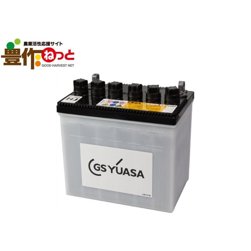 GYNシリーズ 農業機械専用高性能バッテリー(88Ah) GYN-30HRY