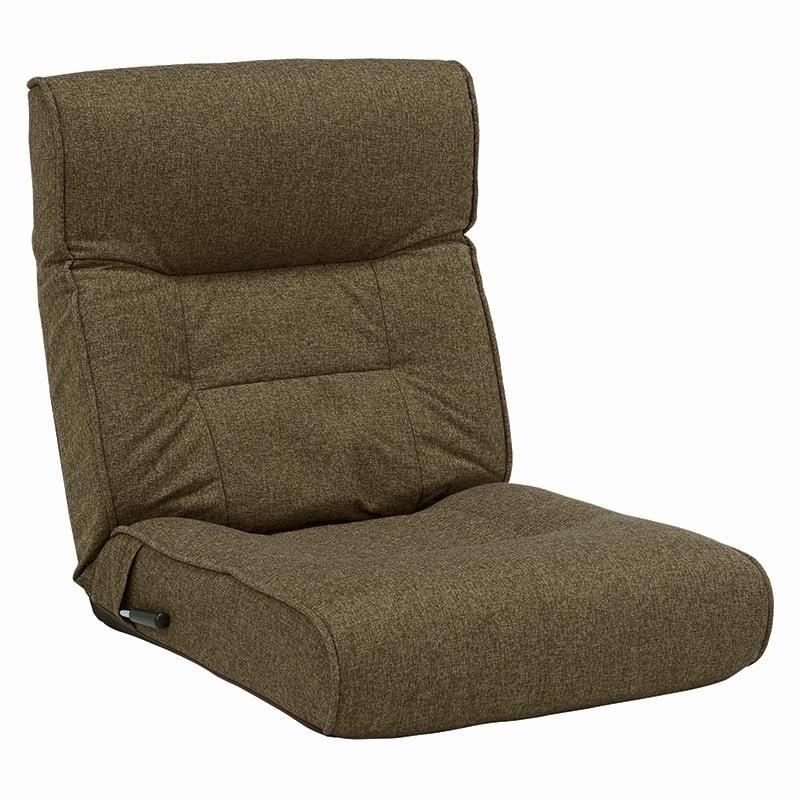 座椅子(ブラウン) LZ-4128BR(4個セット)