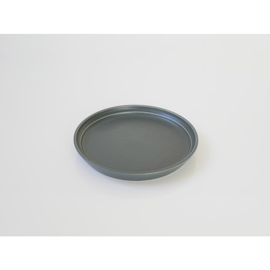【KINTO】FOG プレート φ160mm ダークグレー itempost