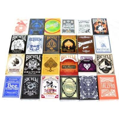 【期間限定★カードコレクター応援キャンペーン!!】カスタム・デザインデック・カードコレクションALL30%OFF!