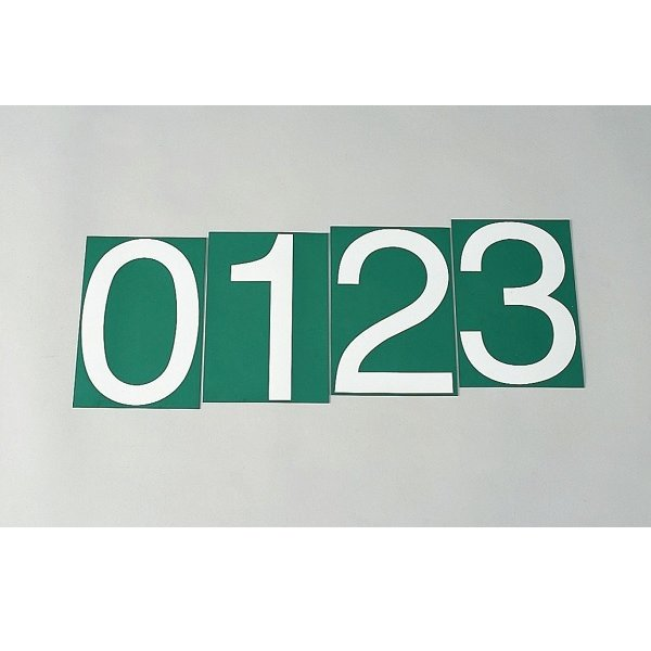 スコアボード小型用 文字板(ラグビー用)(1式)·ルイ高·RT-S180330【送料無料】