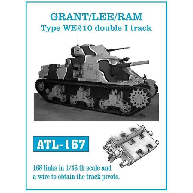 フリウル ATL-167 1/35 グラント/リー/ ラム WE210