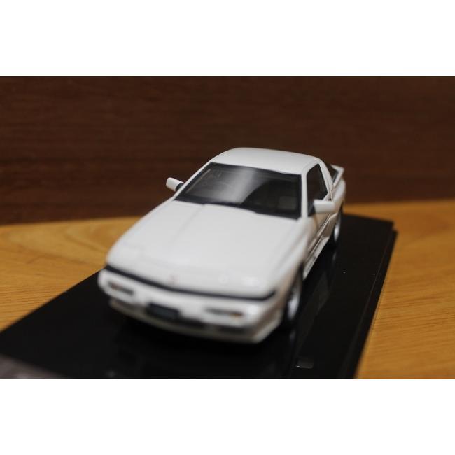 WIT'S 1/43 三菱 スタリオン 2.6 GSR-VR ブラック W273