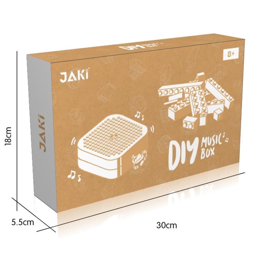 組み立て ブロック オルゴール ギミック 回転 動く 音楽ボックス おもちゃ 組立 癒し おしゃれ 立体 パズル 彼女 子供 子ども こども 小学生 誕生日 クリスマス|itempost|05
