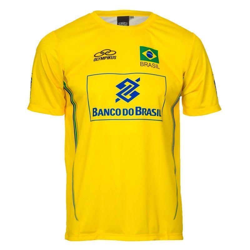 ■20% OFF■【男子バレーボール】ブラジル代表イエローユニフォーム